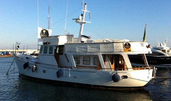 Custom Cammenga's Yacht Yard Cammenga's 61 CAMMENGA'S YACHT YARD - CAMMENGA'S 61 - exteriors