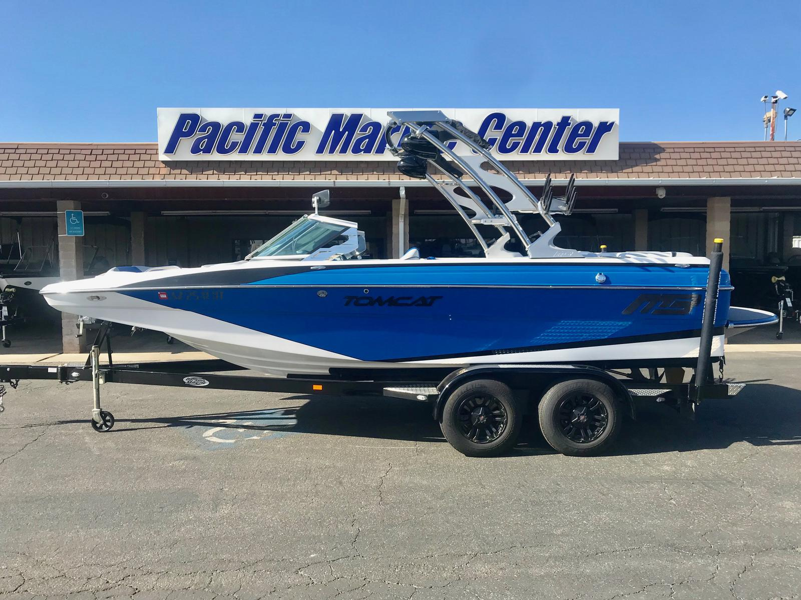 Mb Sports Sport Boat F21 Tomcat w/ only 106 Hours!