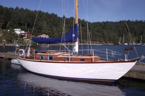 Buchanan Classic Yacht