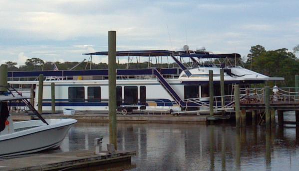 Sumerset 75 Houseboat
