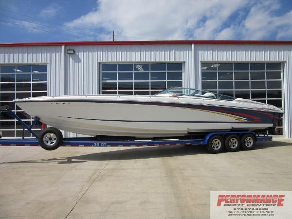 Formula Boats 382 Fastech