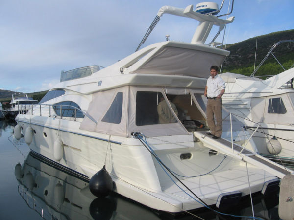 Ferretti Yachts 530 Photo 1
