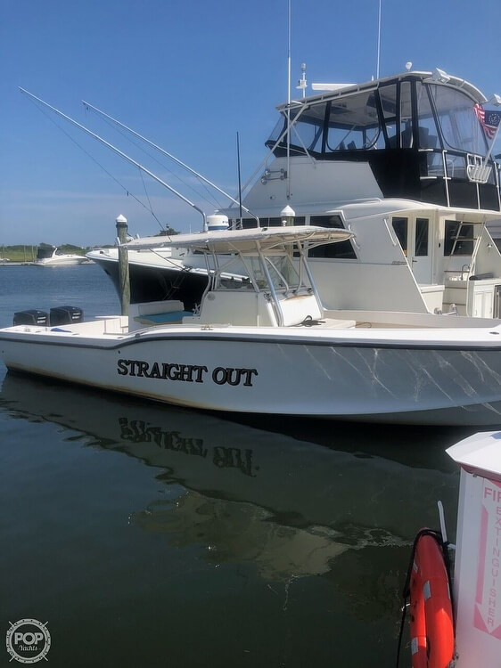 Ocean Master 31 Super Center Console 2002 Ocean Master 31 Super Center Console for sale in Bethpage, NY