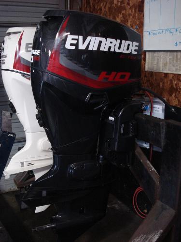 Evinrude 60hp