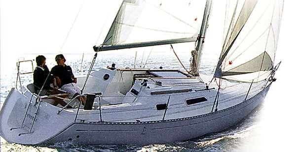 Dufour 32 Classic Dufour 32 classic (1998) in Spanien/Mallorca