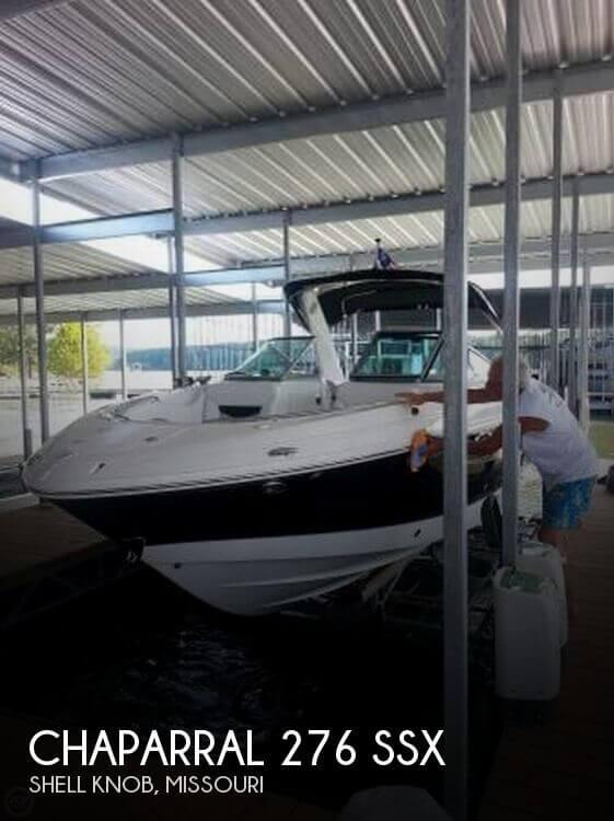 Chaparral 276 Ssx 2007 Chaparral 276 SSX for sale in Shell Knob, MO