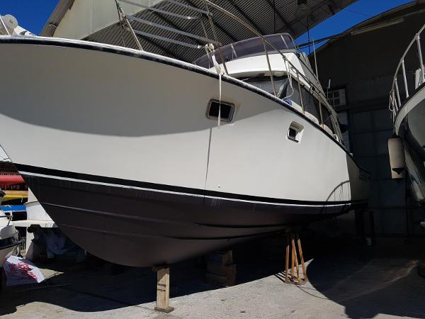 Bertram 38 fly convertible