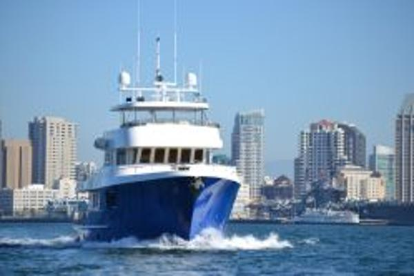 ALLSEAS YACHTS Expedition