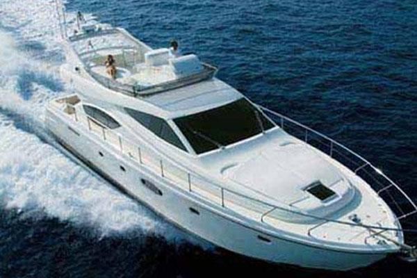 Ferretti Yachts 551 Manufacturer Provided Image