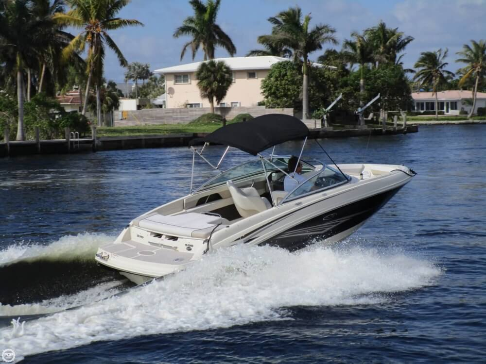 Sea Ray 210 Select Bowrider 2010 Sea Ray 210 Select bowrider for sale in Fort Lauderdale, FL