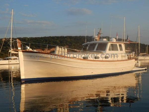 Menorquin 160 AYC International Yachtbrokers - MENORQUIN 160 FLY