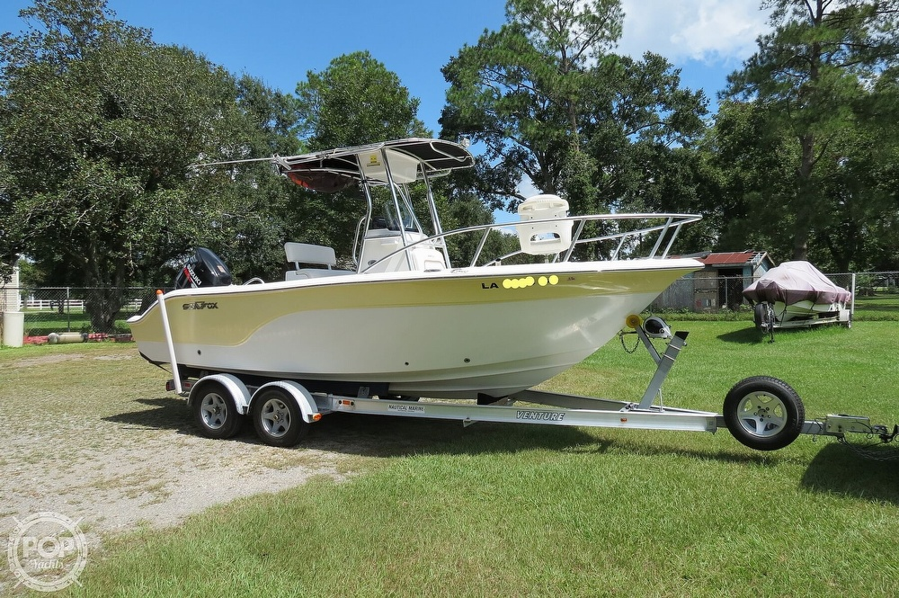 Sea Fox PRO 216CC 2008 Sea Fox 216C for sale in Broussard, LA