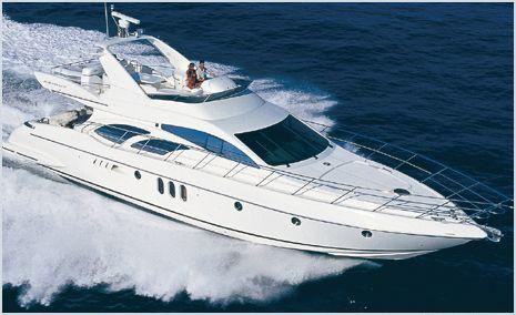 Azimut 62E Manufacturer Provided Image: Azimut 62