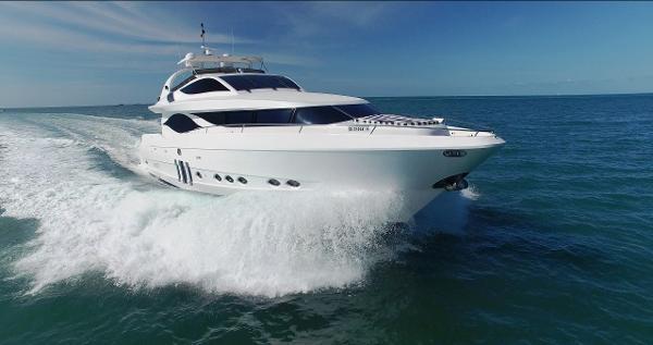 Eagle Motor Yacht