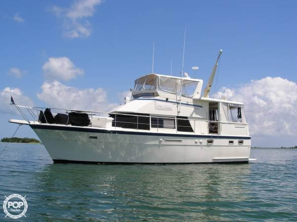 Hatteras 43 Double Cabin Motoryacht 1986 Hatteras 43 Double Cabin for sale in Clearwater, FL