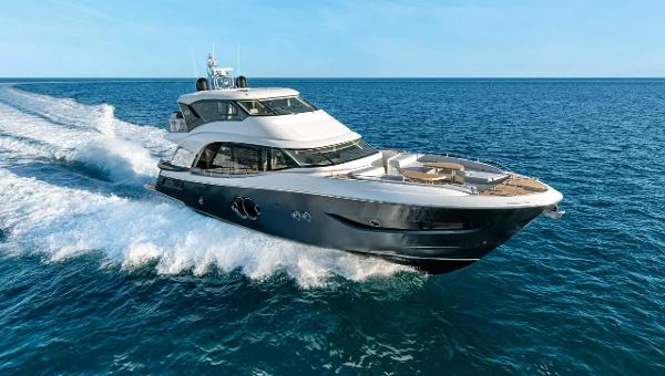 Monte Carlo Yachts MCY 76 Skylounge Manufacturer Provided Image