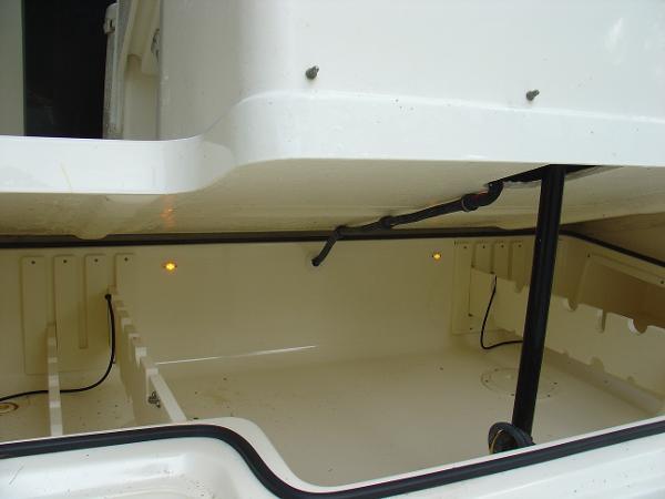 Cockpit Storage