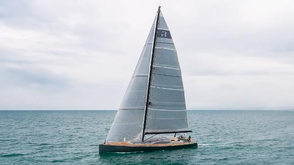 Custom 77 Sailing