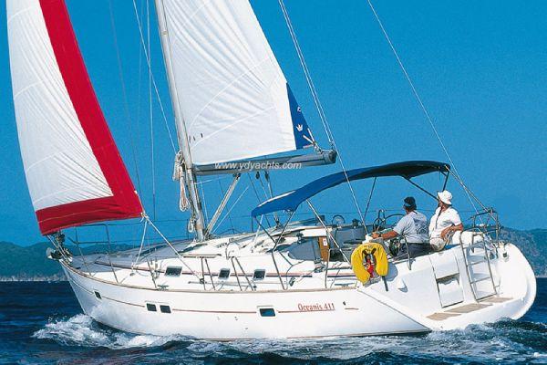 Beneteau Oceanis 411Clipper Owners Version