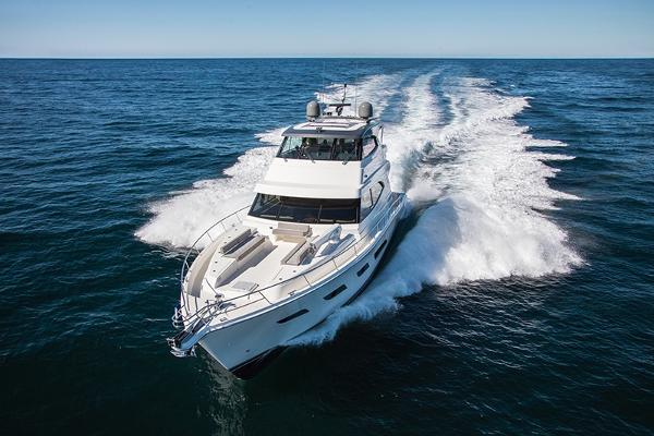 Riviera 72 Sports Motor Yacht- IN STOCK Riviera 72 Sports Motor Yacht