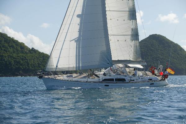 Moody 54 Moody 54 - sailing