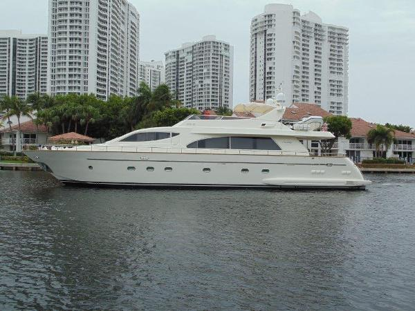 Falcon Azimut Sunseeker 86 Motor Yacht One More Time