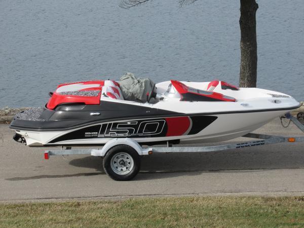 Sea-Doo Sport Boats 150 Speedster
