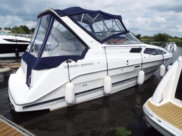 Bayliner 2855 Ciera Sunbridge Bayliner 2855 - STBD View
