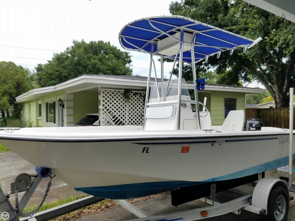 Edgewater 170 Cc 1997 Edgewater 170 CC for sale in Tampa, FL