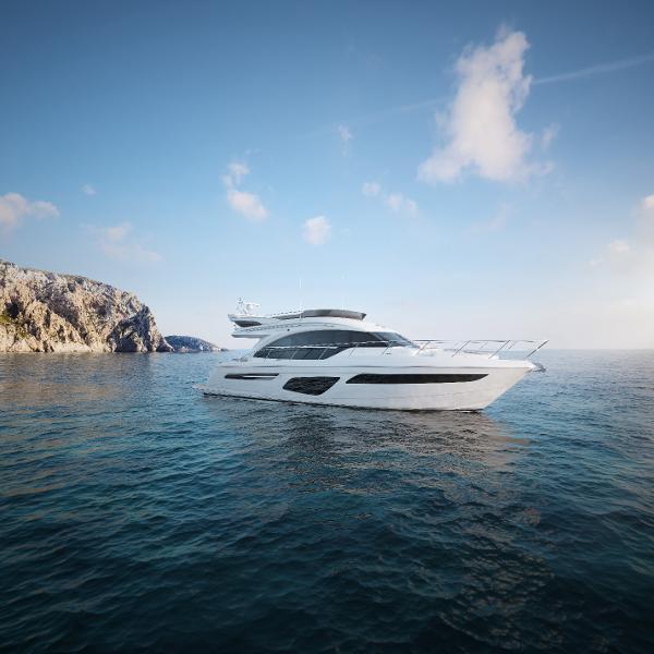 Princess 62 Motor Yacht