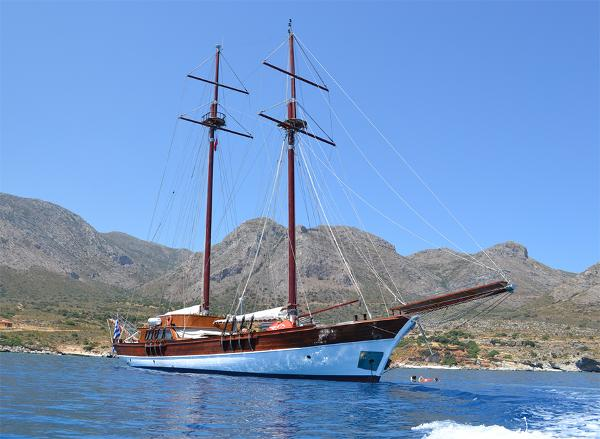 Custom Traditional Motorsailer 30m