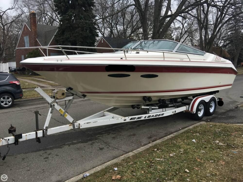Sea Ray 260 CC 1989 Sea Ray 260 CC for sale in Detroit, MI
