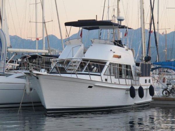 Island Gypsy ISLAND GYSPY 40 Motor Yacht Island Gypsy 40