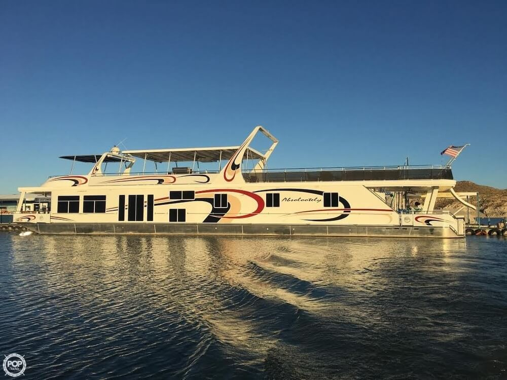 Sumerset Houseboats 19 x 103 2007 Sumerset 19 x 103 for sale in Elephant Butte, NM