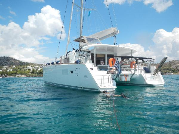 Lagoon 400 S2 Lagoon 400 S2 for sale in Greece