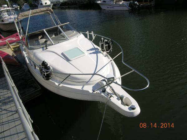 Maxum Sea Ray type 2400 SCR