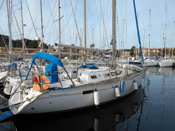 Beneteau Oceanis 350 DSCN8567