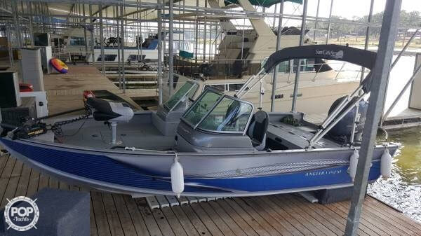 G3 Angler 192 SF 2016 G3 19 for sale in Whitesboro, TX