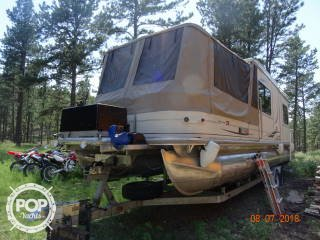 Sun Tracker 32 Custom Party Cruiser 2006 Sun Tracker 32 for sale in Newcastle, WY