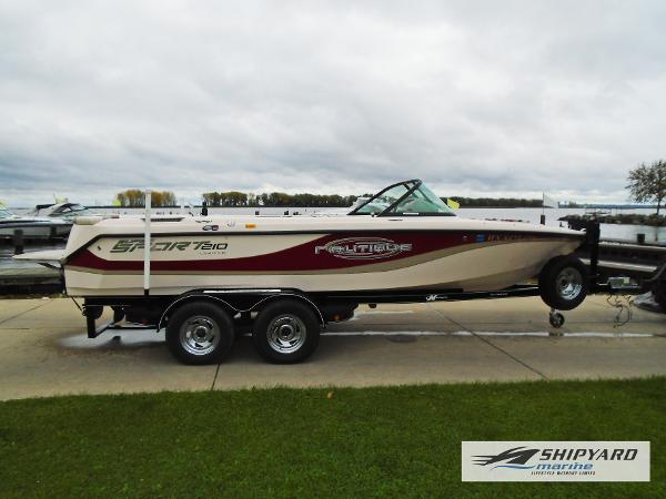 Nautique 210 Super Sport Limited