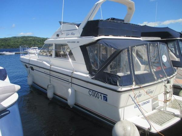 Princess 35 Flybridge