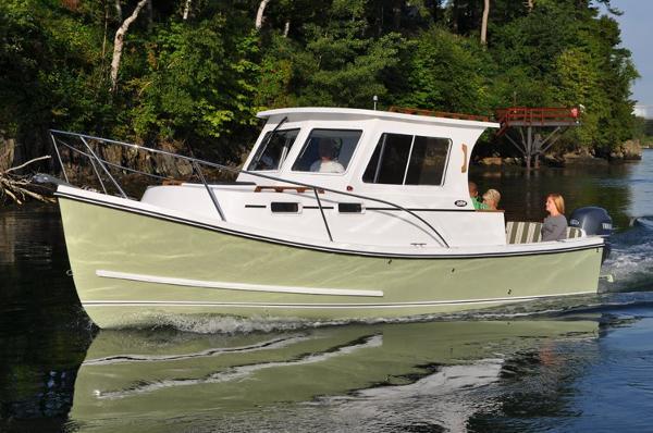Eastern Boats 2014 Model Islander 248 Profile Eastern Islander 248