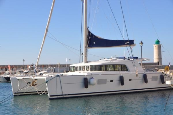 Lagoon 500 Owner version 3 cabins Lagoon 500 Owner version