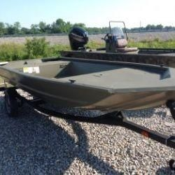 2018 Tracker Grizzly 1648 Jon, Leitchfield Kentucky - boats com
