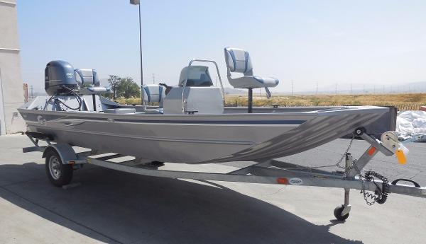 G3 Boats 1860 CCJ