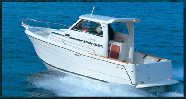ST Boats 760 Walkaround ST BOAT - 760 Walkaround