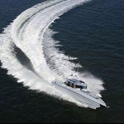 14m Fast Patrol at Sea