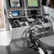 14m Patrol Boat Console