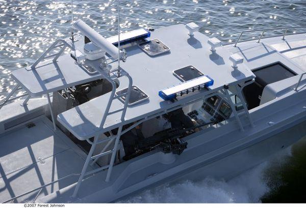 14m Patrol Boat
