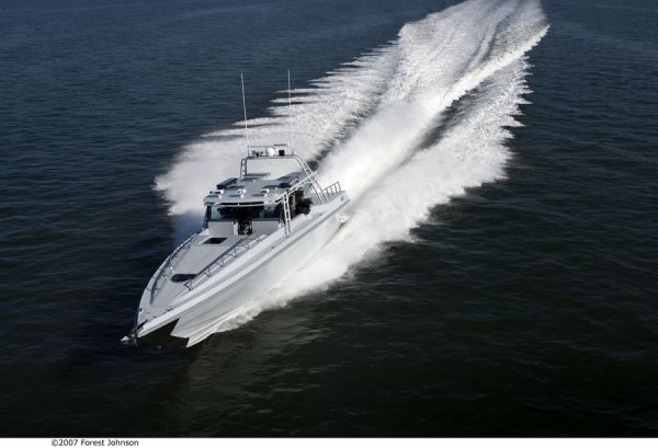 14m High Speed Patrol Boat